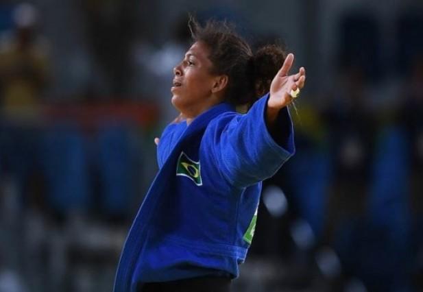 Rafaela Silva (24) rođena u geto osvoijla zlatnu medalju.